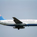 9A-CTA Boeing 737-230 Croatia Airlines