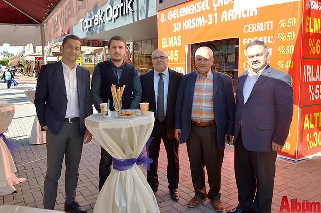 Aygün Güler, Erhan Çınar, Mehmet Keskin, Mustafa Gün, Mustafa Tuna