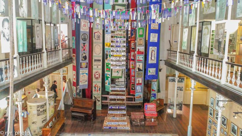 Distric Six Museum, Cape Town, Sudáfrica