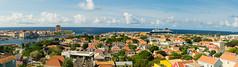 panoramica de Willemstad
