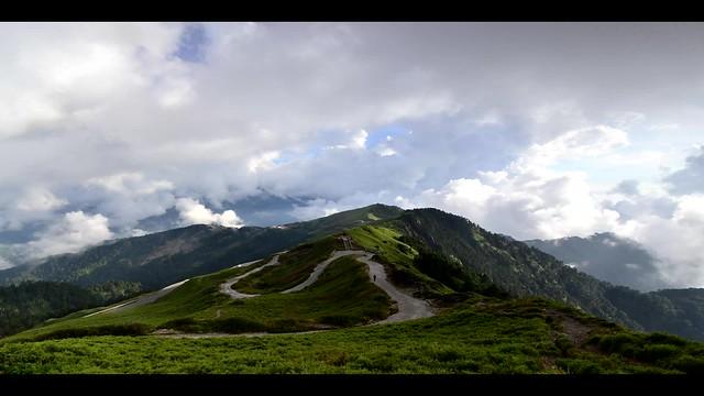 Time Lapse, Mountain  Hehuan , 4K Time Lapse