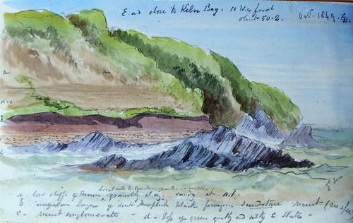 Kiln Bay, Co. Wexford.