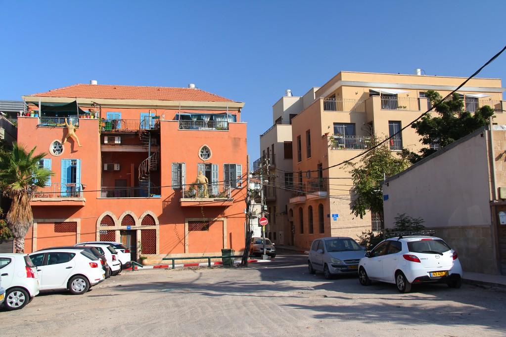 Яффо - квартал Аджами