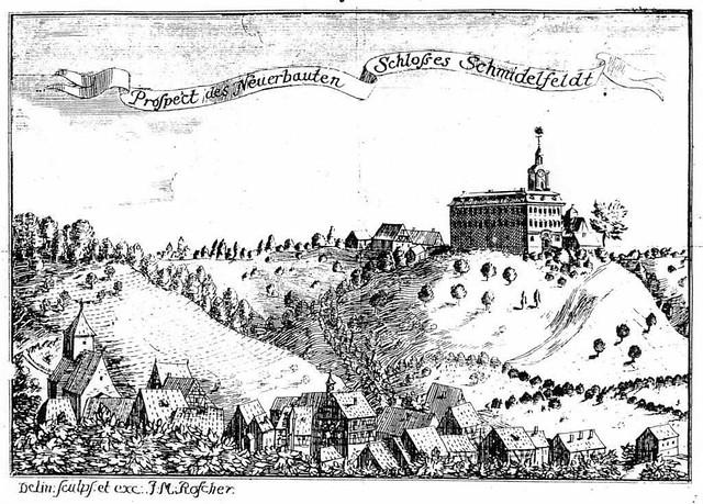 Schmiedelfeld-Castle