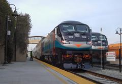 San Bernardnio Metrolink Tier 4 locomotive  (#0793)