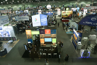 NAFSA 2017 Expo Hall