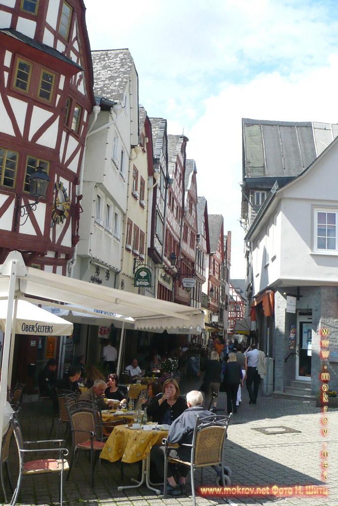 Германия - Лимбург на Лане фоторепортажи