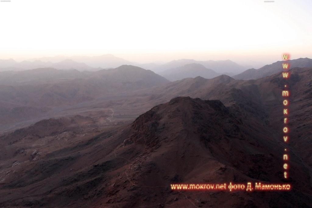 Синайские горы — Египт фоторепортажи