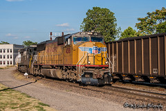 UP 4581 | EMD SD70M | UP Memphis Subdivision