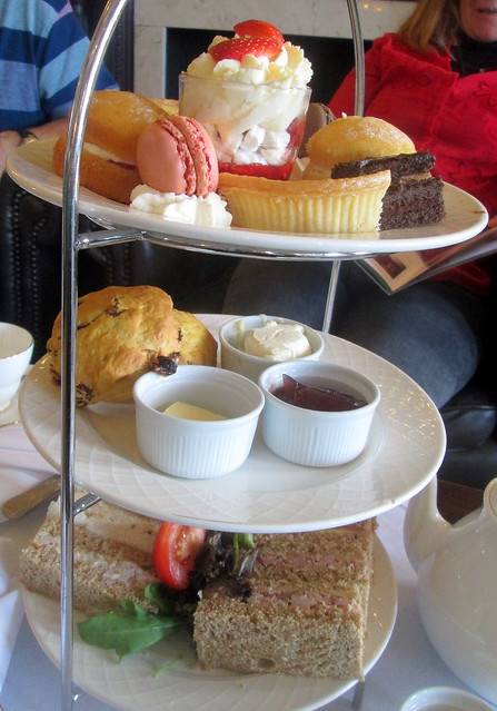 Afternoon Tea at Imperial Hotel Blackpool