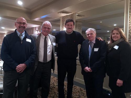 WMOA Dinner with Buchanan Colleagues