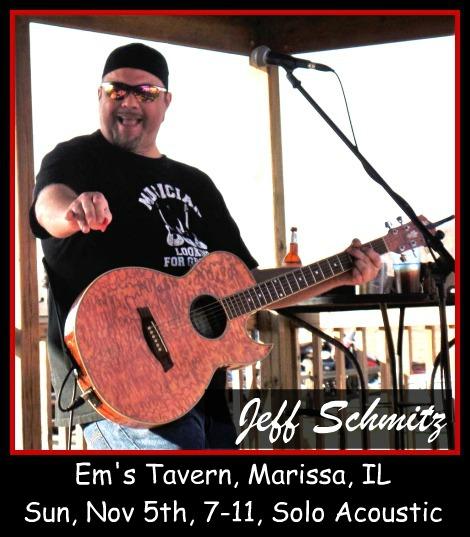 Jeff Schmitz 11-5-17