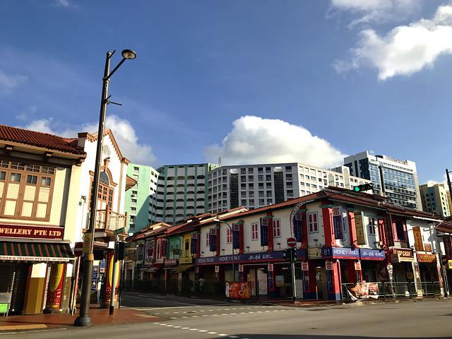 Little India Neighborhood, Singapore