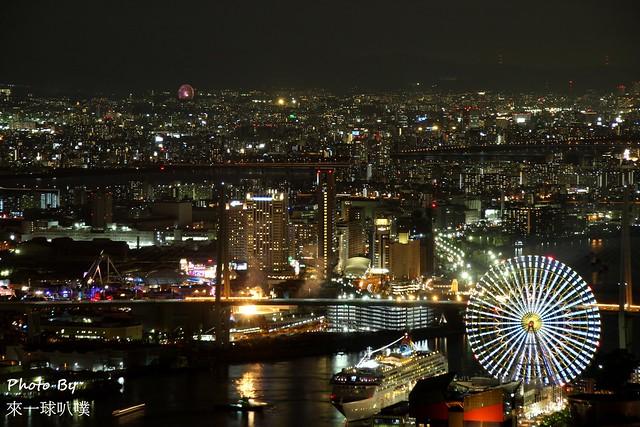 大阪府咲洲行政大樓展望台53