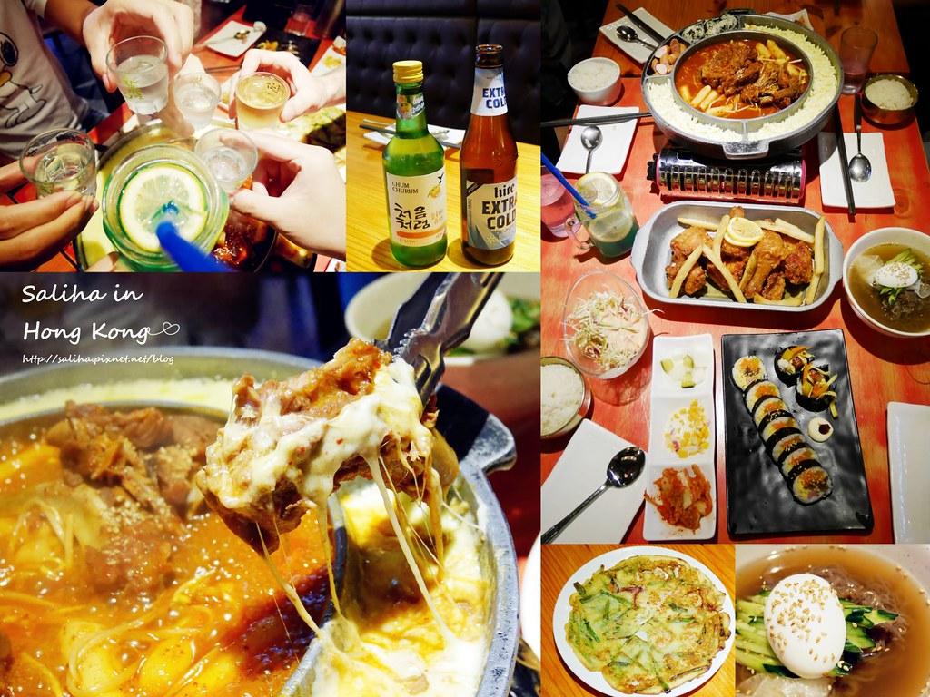 香港尖沙咀韓國料理推薦達人包車 Dalin Pocha (34)