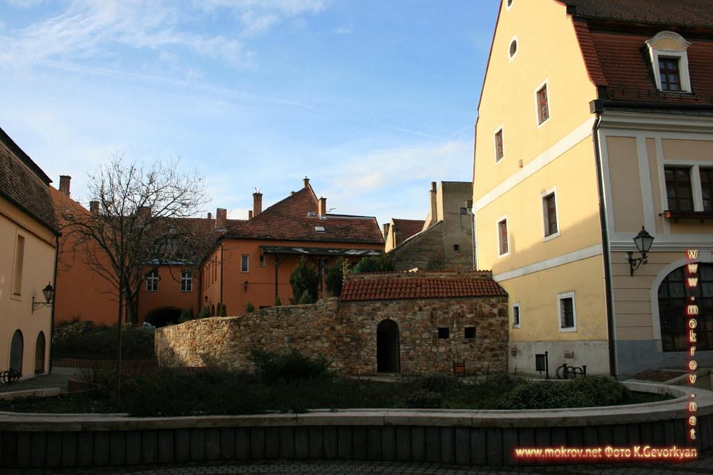 Секешфехервар — город в Венгрии фотопейзажи