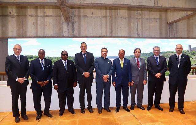 II Reunião de Ministros de Energia