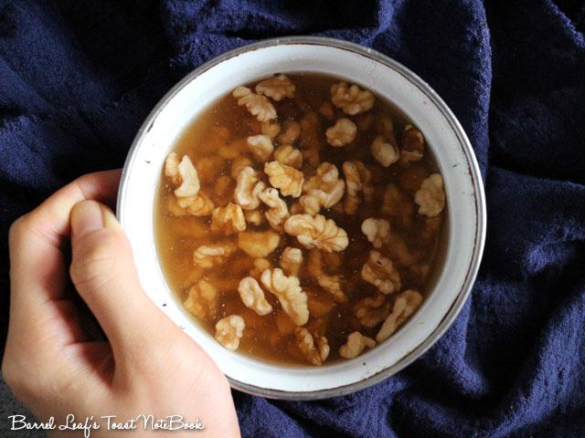 自製核桃奶 homemade-walnut-milk (1)