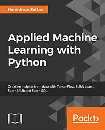 Pdf Online Applied Machine Learning with Python - For Ipad