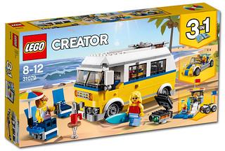 LEGO 31073、31074、31079、31080 創意系列 2018年上半部分盒組 Part 2!!