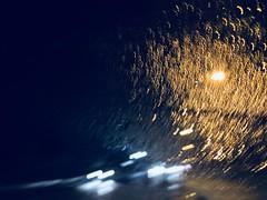 rain, light and motion