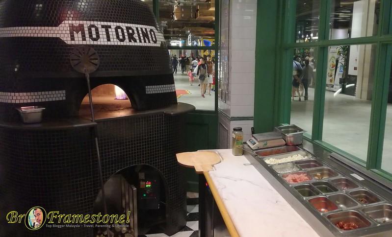 Motorino Pizza SkyAvenue, Genting Highlands