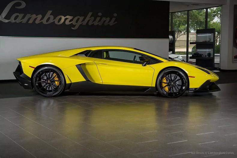 Lamborghini-Aventador-50th-Anniversario-For-Sale-1