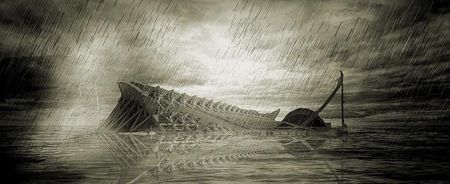 Architecture on the sea-1