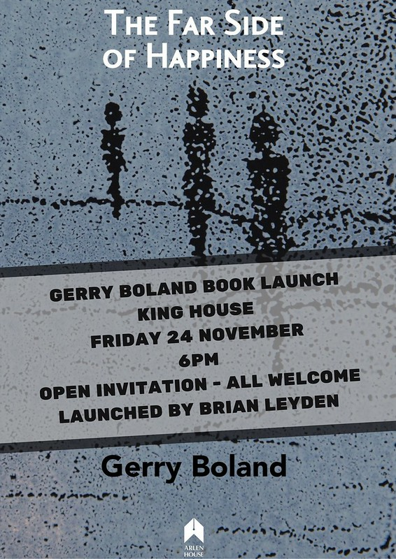 Gerry Boland Book Launch