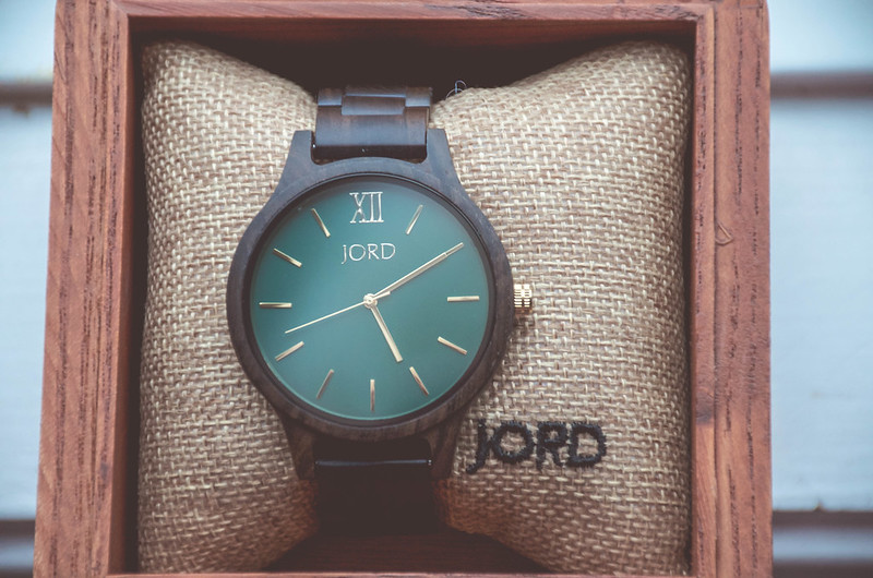 JORD: Wood Watches | Frankie