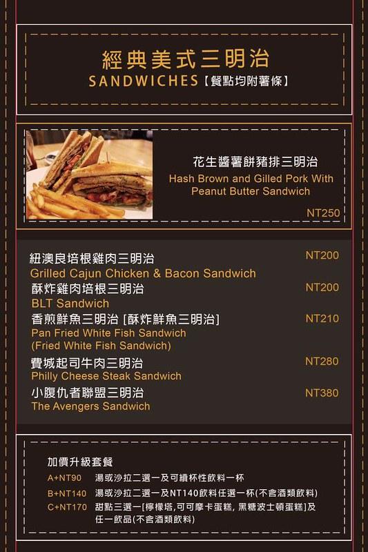 ak12菜單ak12西門菜單ak12美式小館訂位西門町推薦美式餐廳西門美式漢堡 (37)