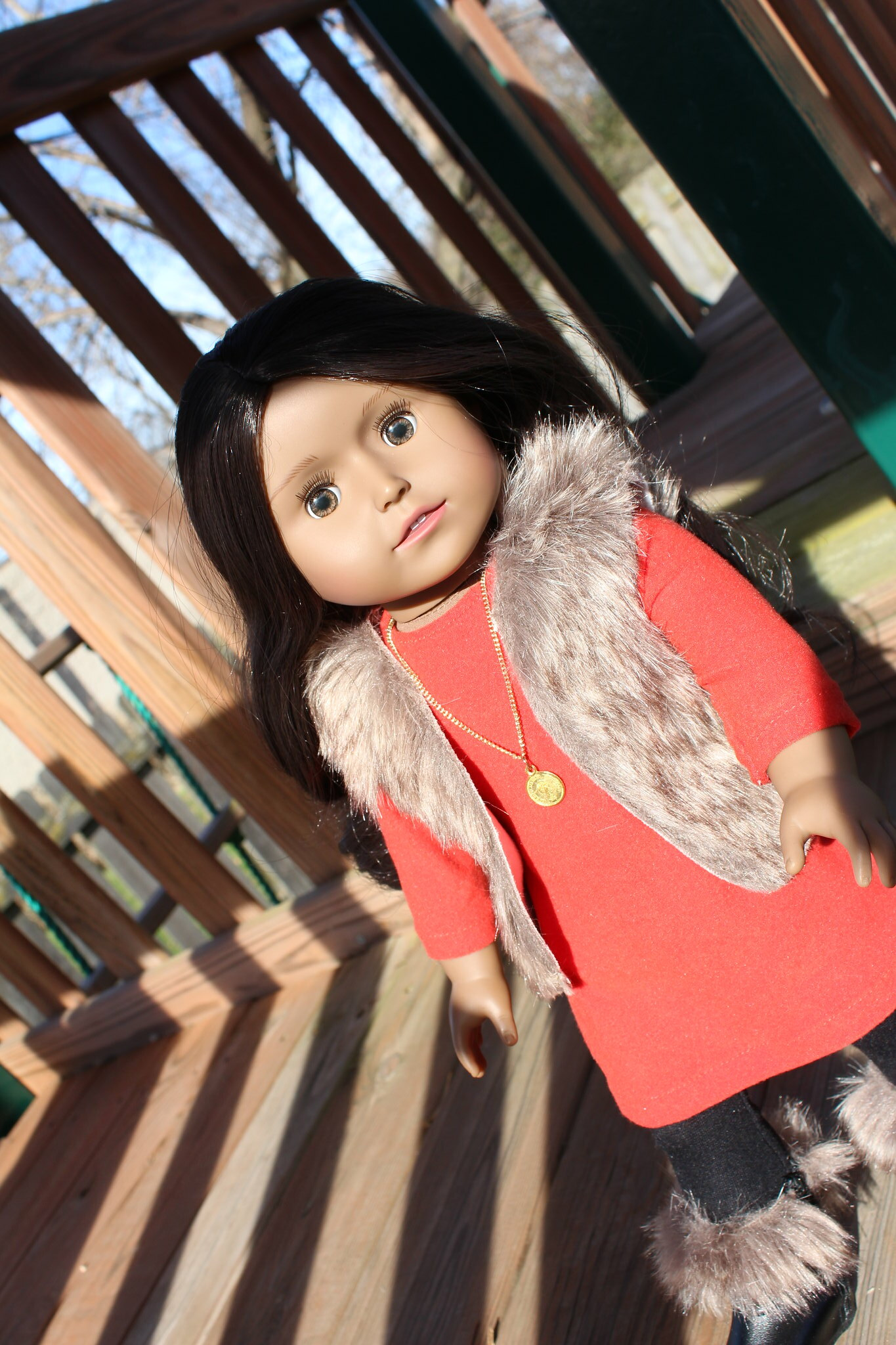 NY Doll Collection City Girls Harper
