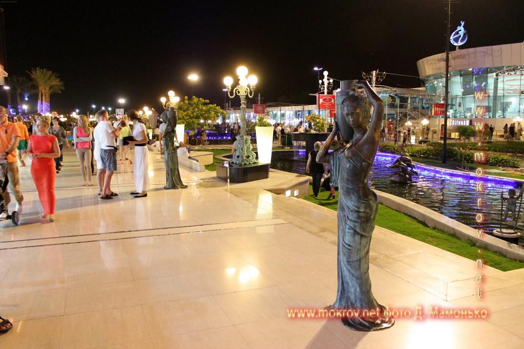 Шарм-эш-Шейх — город-курорт в Египте пейзажи