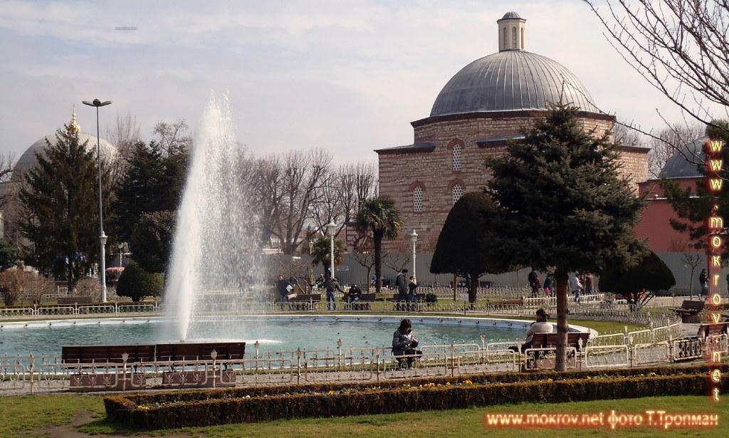 Город Стамбул — Турция фото достопримечательностей