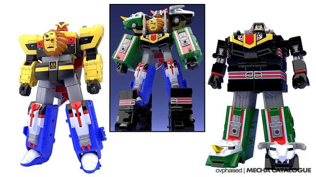 Super Minipla Live Robo & Live Boxer