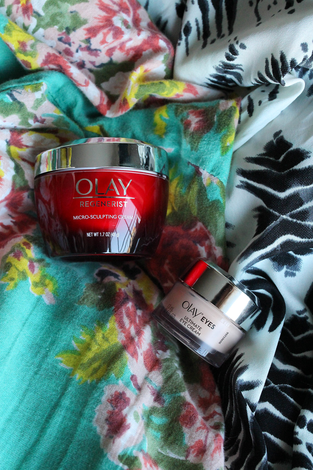 Olay Regenerist Multi Micro Sculpting Cream Olay Eyes Ultimate Eye Cream