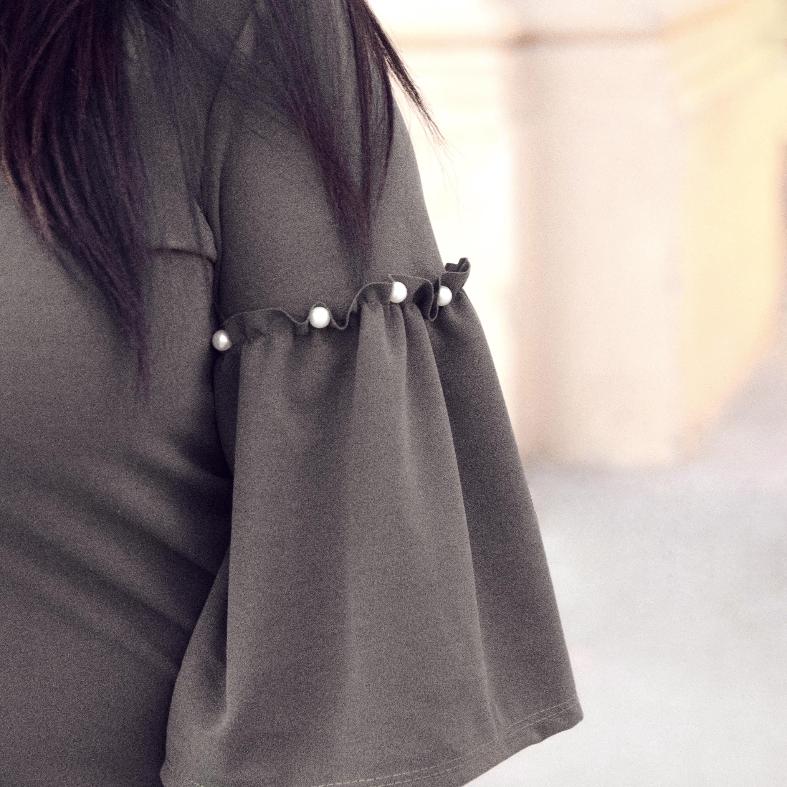 Las perlas son tendencia 2018