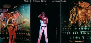 Queen live @ Munich - 1980