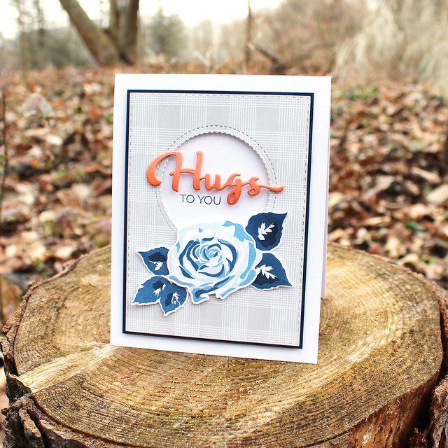 Lizzie Jones - Hugs To You Card