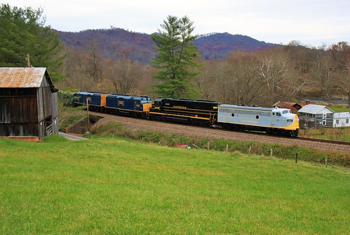 Clinchfield Country
