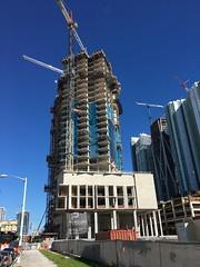 Miami Worldcenter Construction