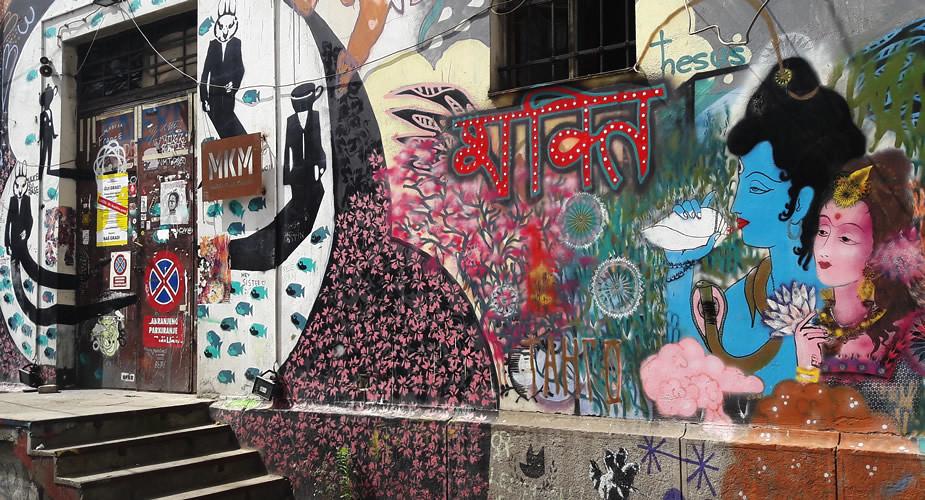 Street art in Belgrado, ontdek de wijk Savamala | Mooistestedentrips.nl