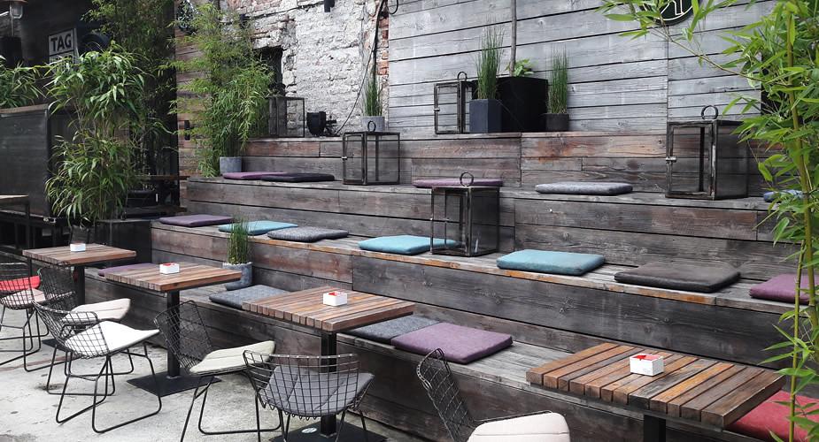 Bezienswaardigheden Belgrado: Savamala, bar Trazit | Mooistestedentrips.nl