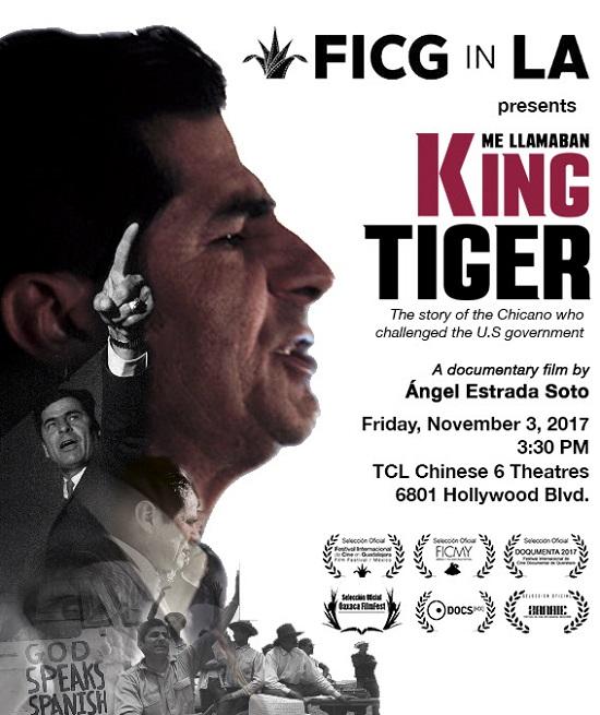 2017.11.03 ME LLAMABAN KING TIGER
