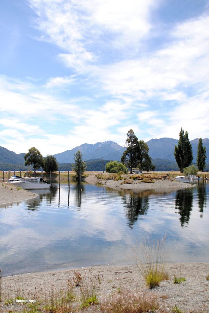 Ranta Te Anaussa, Uusi-Seelanti