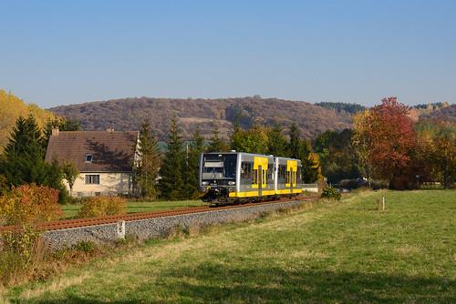 672 904 + 672 911, RB Naumburg - Wangen (Unstrut), Balgstädt