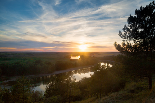 dniester landscape moldova nistru pines summer dusk evening fields river sunset днестр дністер молдавия вечер лето пейзаж поля река сосны сумерки aneniinoi md