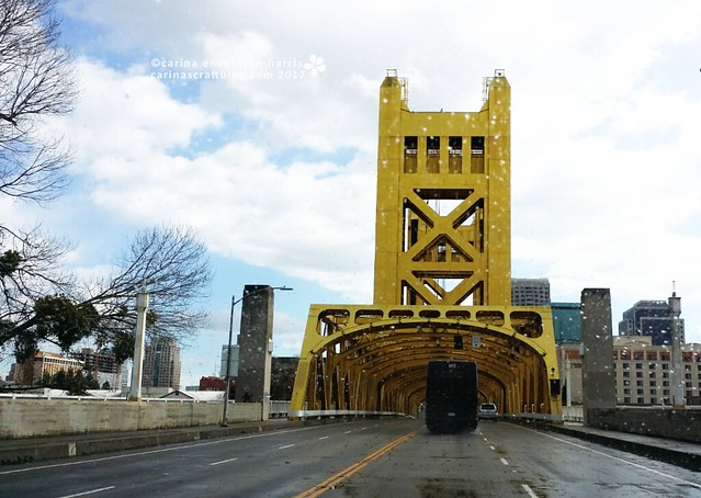 Sacramento Tower Bridge - February 16