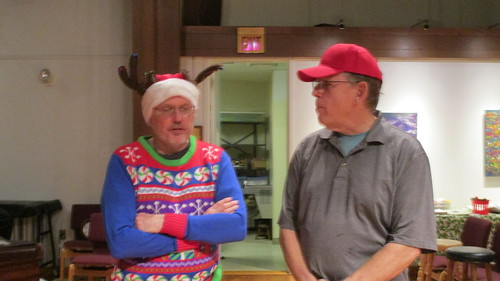 Holiday Warm-Up Party, December 1, 2017