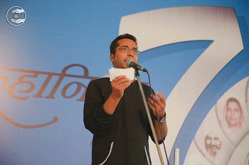 Poem by Atul Dhawan from Sant Nirankari Colony, Delhi